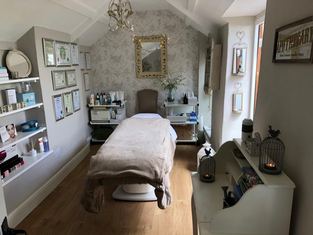 Held within the privacy and the comfort of my treatment room at Sherford Cottage